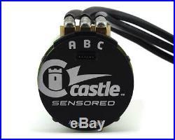 Castle Creations Mamba XL X 1/5 ESC/Motor Combo with2028 Sensored Motor (800Kv)