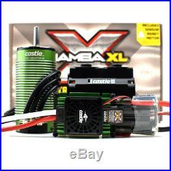 Castle Creations Mamba XL X ESC / 2028 800Kv Brushless Motor & Motor Fan Combo