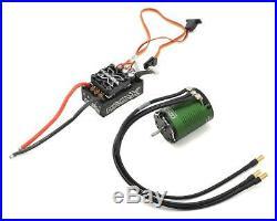 Castle Creations Mamba X 1/10 Brushless Combo with1406 Sensored Motor