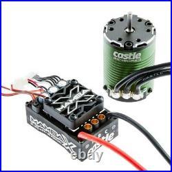 Castle Creations Mamba X 25.2V WP ESC/1406-7700kV Motor CSE010-0155-04