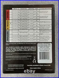 Castle Creations Mamba X SCT Brushless Combo with1415 Sensored Motor 010016001 New
