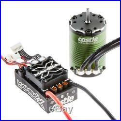 Castle Creations Mamba X SCT Pro ESC/1410-3800kV Motor 010-0161-00