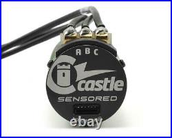 Castle Creations Monster X 1/8 Brushless Combo with1512 Sensored Motor