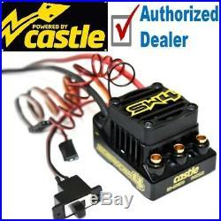 Castle Creations SW4 Sidewinder Sensorless WP ESC 1406 6900KV Sensor Motor COMBO