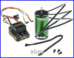 Castle Creations Sidewinder 4 Brushless ESC/2400kV Motor MT Edition Combo