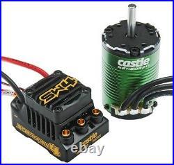 Castle Creations Sidewinder 4 Brushless ESC/3800kV Motor SCT Edition Combo