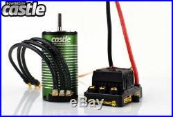 Castle Creations Sidewinder 8th 1/8 Scale Brushless ESC 2200kV Motor COMBO