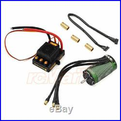Castle Creations Sidewinder 8th ESC Combo 2200Kv Sensored Brushless Motor 1/8 RC