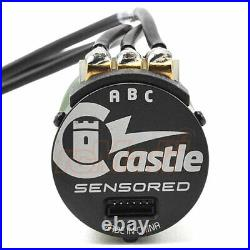 Castle Creations Sidewinder SCT Waterproof ESC Sensored 1410 3800kV Motor Combo