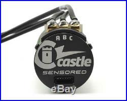 Castle Creations Sidewinder SW4 Waterproof 1/10 ESC/Motor Combo with1406 (4600kV)