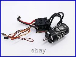 Castle Mamba Monster 2 Hobbywing Xerun rc 1/8 Sensored brushless motor 1900kv