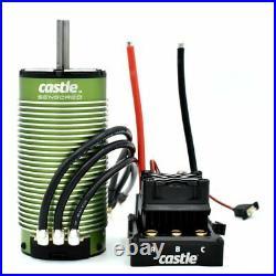 Castle Mamba Monster X 8s, 33.6v Esc W / 2028-800kv Sensored Motor