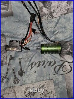 Castle Mamba Monster X Esc And 2200kv Sensored Brushless motor