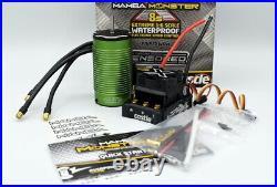 Castle creations MAMBA MONSTER X 8S ESC 33.6V ESC W / 1717-1650KV Motor COMBO