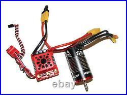 Corally Dementor XP 6S V2 Kuron 825 Brushless ESC & 2050kv 4 Pole Motor Kronos