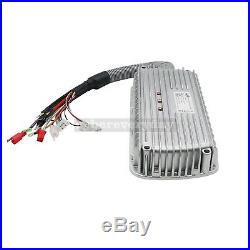 DC72V 4000W Electric Bicycle Brushless Motor Speed Controller for E-bike Scooter