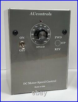 DC Industrial Motor Speed Controller 1 2 HP. 180 VDC, 12 A Input 230 VAC