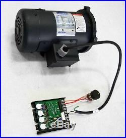 Dart Variable Speed Control + Leeson DC Motors P# 125DV-C-2A