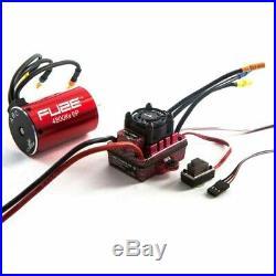 Dynamite DYNS0708 6-pole 4800Kv Waterproof ESC Motor Combo V2 1/10 Scale