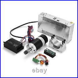 ER11 400W Brushless Spindle Motor 600W Speed Driver Controller for CNC Engraving