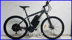 E-Bike Electric Mountain Bike 48V 1500w Motor MTB 700c out controller 3x7speed