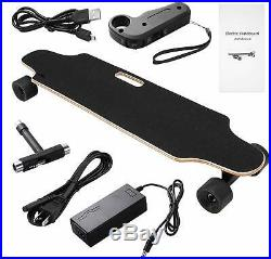 Electric Skateboard with Remote Control 250W Motor 20KM/H Top Speed 10 KM Range