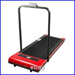Electric Treadmill Under Desk Treadmills Fitness Running Cardio withRemote Control
