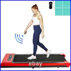 Electric Treadmill Under Desk Treadmills Running Fitness withRemote Control Home