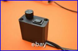 Emco Unimat 3 150W Motor Simple Upgrade Kit with Speed Control UK