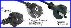 FOREDOM SR FLEX SHAFT MOTOR 1/6 HP & SPEED CONTROL FLEXSHAFT SET 230Volt POWER
