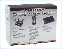 Fantom FR-8 Pro 1/8 Competition Sensored Brushless Combo withICON Motor (1950Kv)