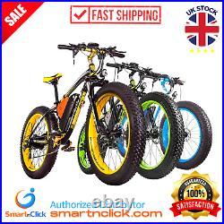 Fat 26'' 48v 17Ah 1000w E Mountain e-Bike outdoor Snow Speed + Motor controller
