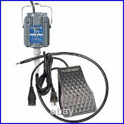 Foredom M. TX-TXR 1/3 hp TX motor and TXR speed control
