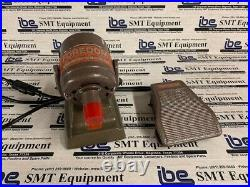 Foredom Speed Control Motor With Foot Pedal Model HB withWarranty