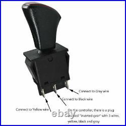 Full Kit Brushless 48v 1800w Electric Motor Speed Controller Go Kart Trike eBike