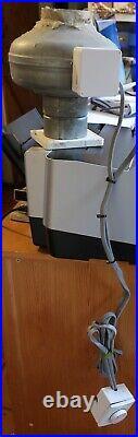HELIOS Dark Room, kitchen, bathroom industrial Extractor fan. & speed control