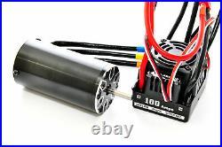 HoBao 89340WP 1/8 Waterproof 100A ESC & 2000KV Motor Set Hyper GTS / GTB / VS
