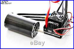 Hobao #89420wp 1/8 150 A Brushless Speed Controller & 2000 Kv Motor Set Rc Depot