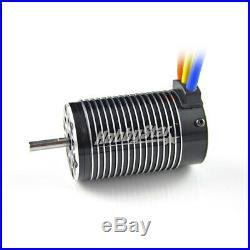 HobbyStar 1/8 Combo, 150A ESC, 4068 Brushless Sensorless Motor 2050KV + Card