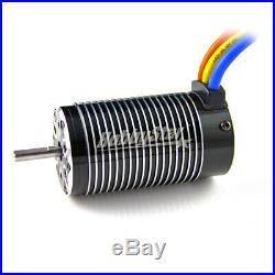 HobbyStar 1/8 Combo, 150A ESC, 4076 Brushless Sensorless Motor 2000KV + Card