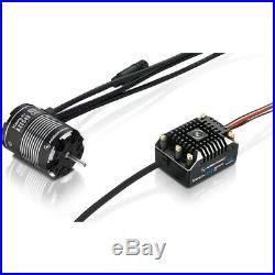 Hobbywing 38020253 Xerun Axe 540-Foc 2300kv Motor and Axe Foc Esc V1.1 Combo