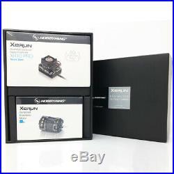 Hobbywing 38020269 Xerun XR10 Stock Spec 2S Combo P ESC +V10 G3 25.5T Motor