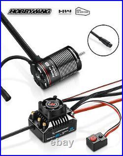 Hobbywing 38020311 XERUN AXE 540L 1400KV-R2 Brushless ESC/Mtr Combo Rock Crawler