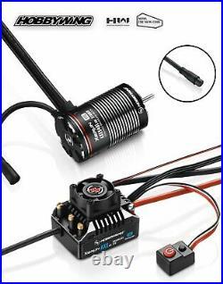 Hobbywing 38020312 XERUN AXE 540L 2100KV-R2 Brushless ESC/Mtr Combo Rock Crawler