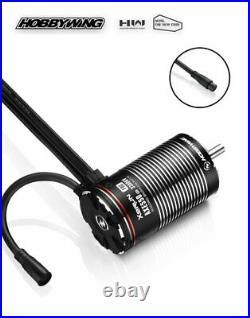 Hobbywing 38020314 XERUN AXE 550 3300KV-R2 Brushless ESC/Motor Combo 1/10-1/8