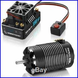 Hobbywing 38020423 XR8 SCT Pro ESC Black XERUN 4268SD motor 2200kv