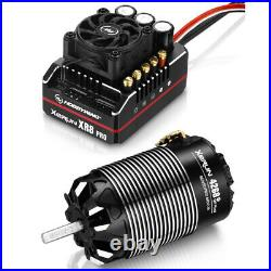 Hobbywing 38020428 Xerum XR8 Pro ESC+4628SD G3 2200KV Brushless Motor Combo B