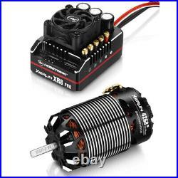 Hobbywing 38020429 Xerum XR8 Pro ESC+4628SD G3 2000KV Brushless Motor Combo A