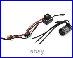 Hobbywing AXE 540L R2-FOC Waterproof Sensored Brushless Combo with2800Kv Motor