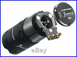 Hobbywing Brushless Sensored 60 Amp ESC 13.5T 2500Kv Motor Combo Rock Crawler